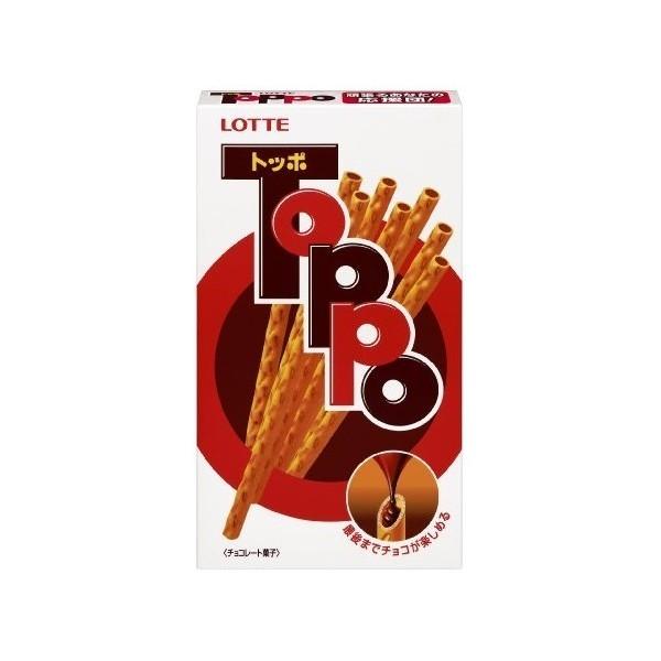 Toppo - Chocolat