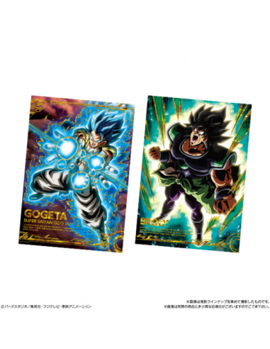 Gaufrettes Dragon Ball - Post Art