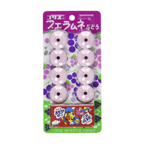 Whistle Candy - Raisin   Oishi Market
