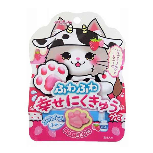 Happy Nikukyu - Fraise | Oishi Market