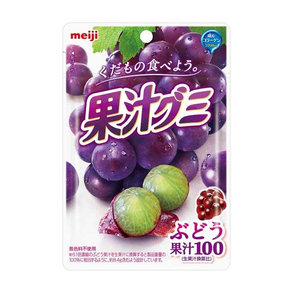 Juice Gumi - Raisin   Oishi Market