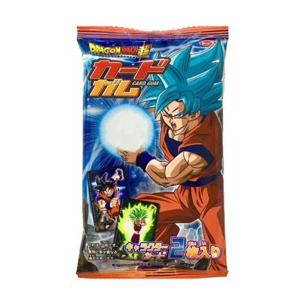 Cartes & Gum - Dragon Ball Super | Oishi Market
