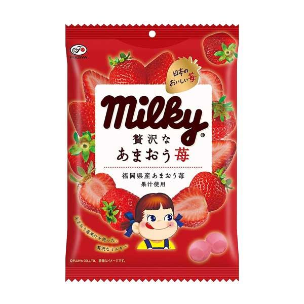 Milky - Fraise   Oishi Market