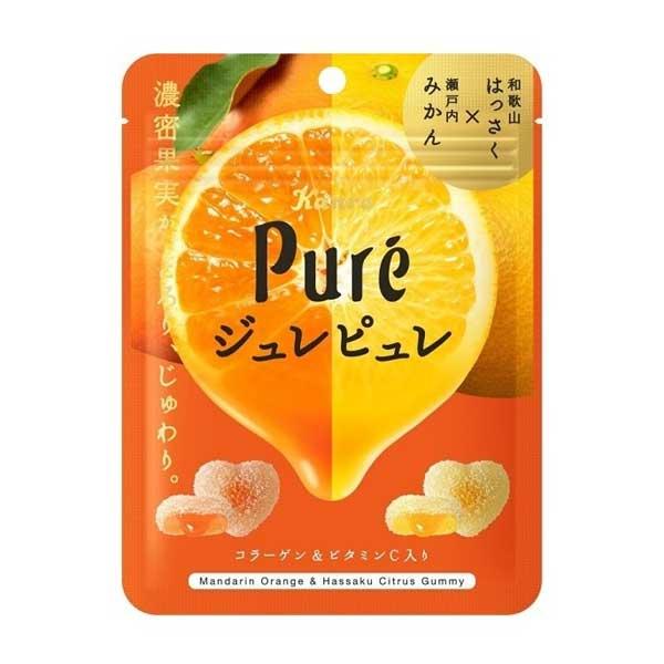 Puré - Mandarine & Hassaku   Oishi Market