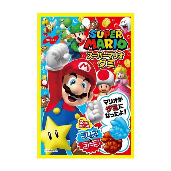 Bonbons Super Mario   Oishi Market