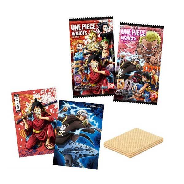 Gaufrettes One Piece - Samurai no Kuni | Oishi Market