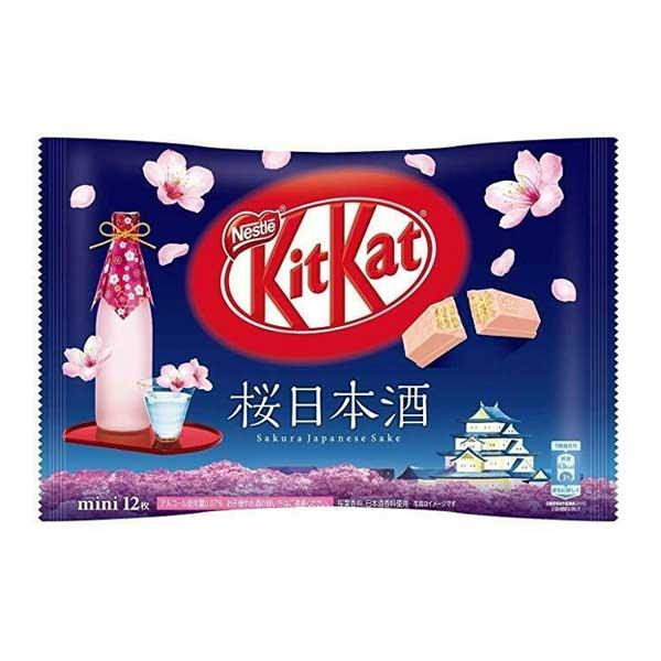 Kit Kat - Saké Japonais | Oishi Market