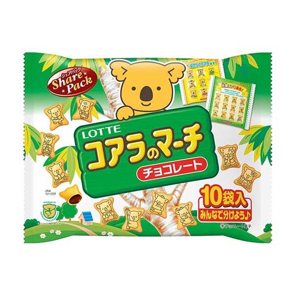 Koala no Matchi - Chocolat (Family Pack)   Oishi Market