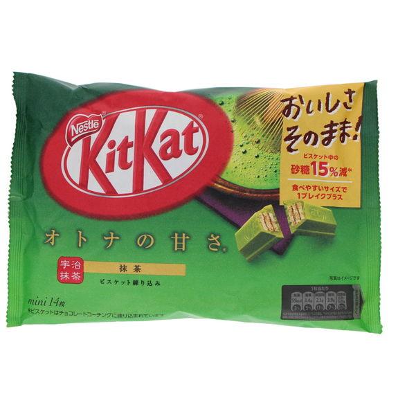 Kit Kat - Matcha | Oishi Market