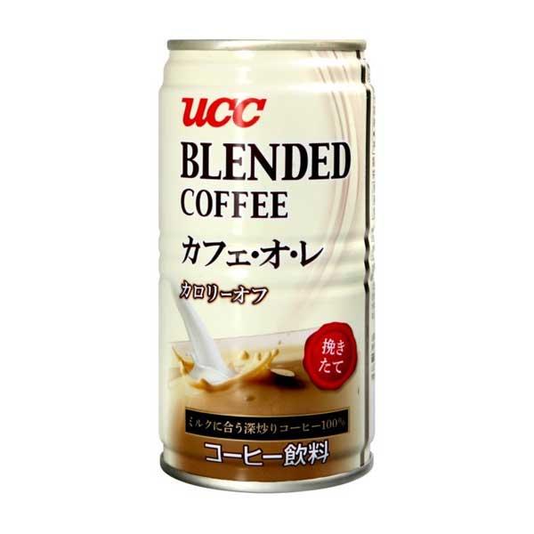 UCC Blended Café au Lait   Oishi Market