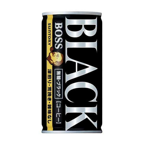 Boss - Black | Oishi Market