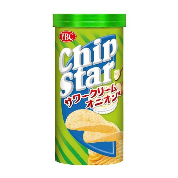 Chip Star - Crème à l'oignon   Oishi Market