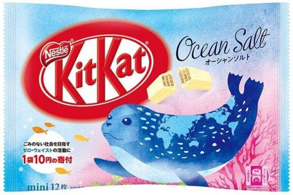 KitKat - Ocean Salt