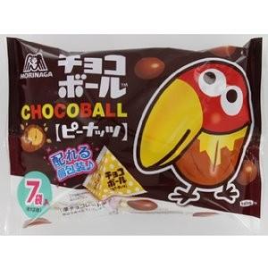 Choco Ball Cacahuètes - Family Packs