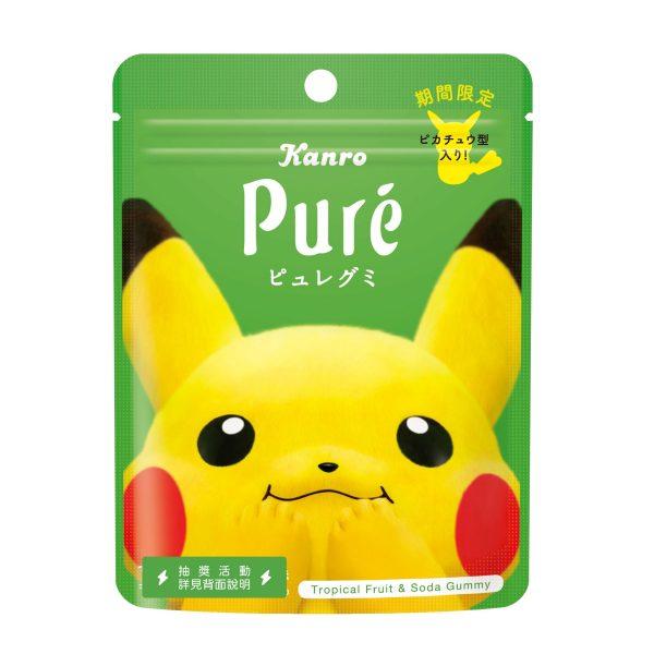 Puré Pikachu - Tropical Soda