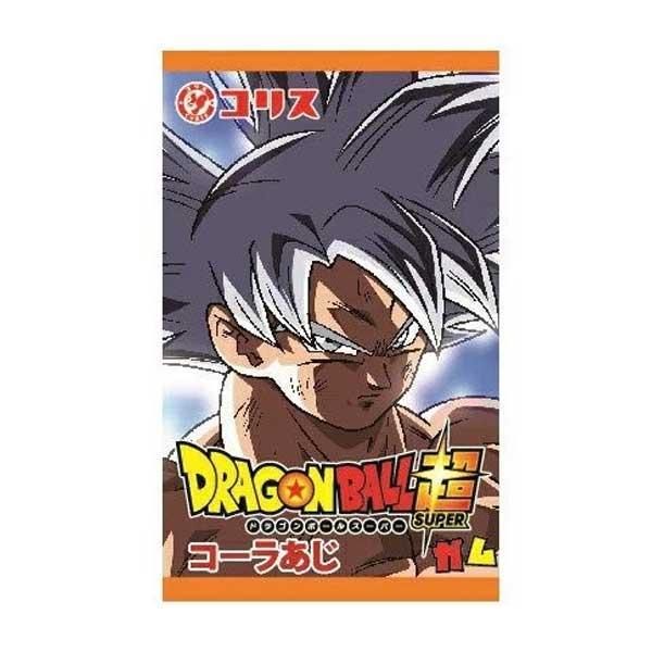 Chewing-gum Dragon Ball - Goku Ultra Instinct | Oishi Market
