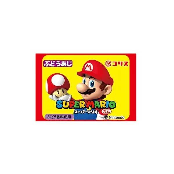 Chewing-gum Super Mario | Oishi Market