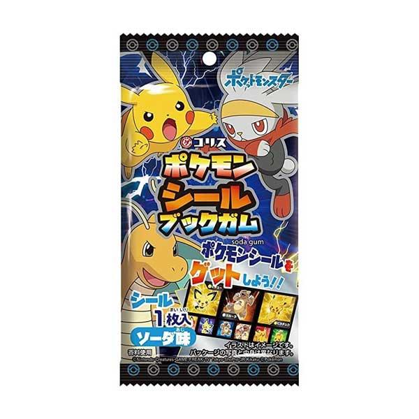 Stickers & Chewing Gum Pokemon | Oishi Market