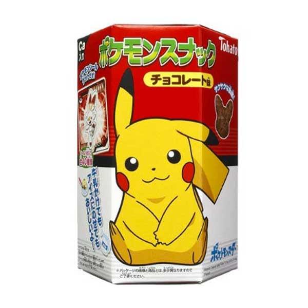 Pokemon Snacks au Chocolat   Oishi Market