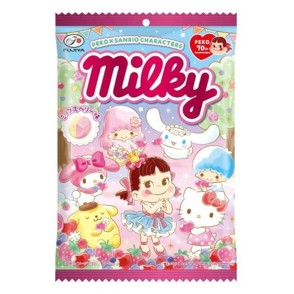 Peko & Sanrio Characters Chocolate - Mix Berries