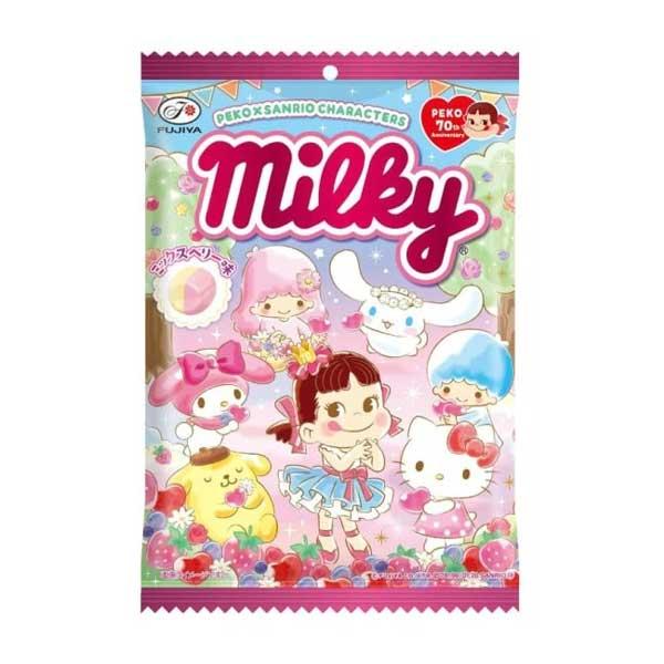 Milky - Mix Berries | Oishi Market