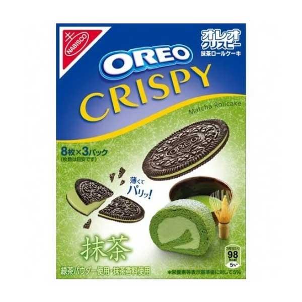 Oreo Crispy - Matcha Rollcake | Oishi Market