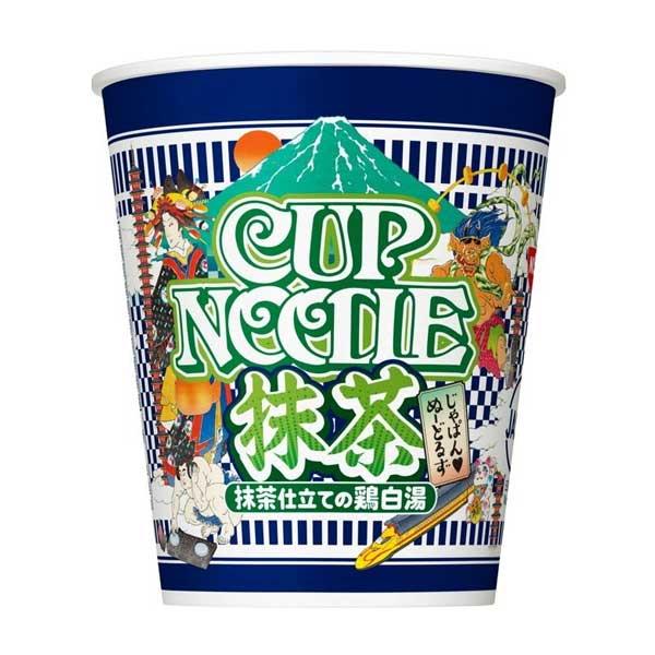 Cup Noodle Matcha | Oishi Market