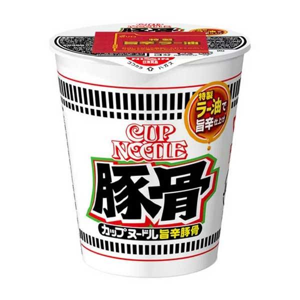 Cup Noodle - Pork Bone   Oishi Market