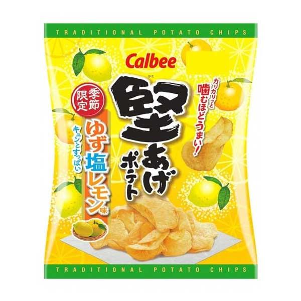 Kata Age Potato - Yuzu, Citron & Sel | Oishi Market