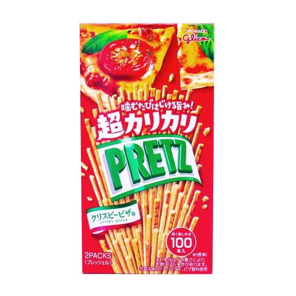 Pretz - Crispy Pizza - One Piece Edition | Oishi Market