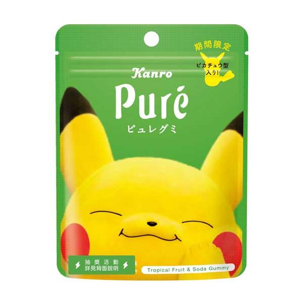Puré Pikachu - Tropical Soda | Oishi Market