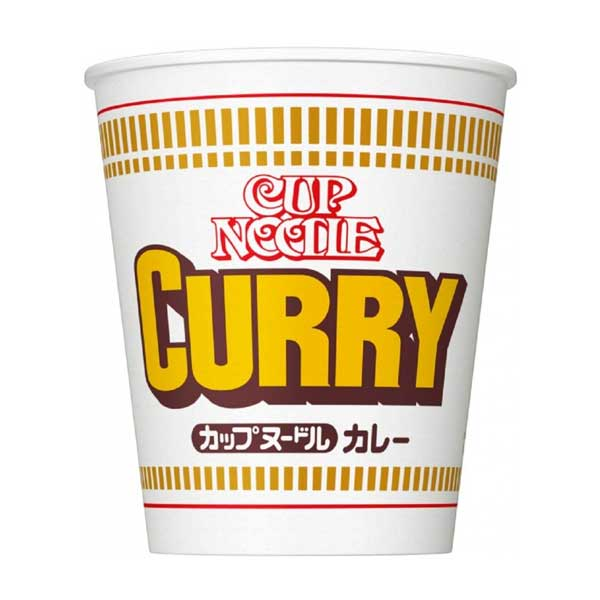Cup Noodle - Curry | Oishi Market