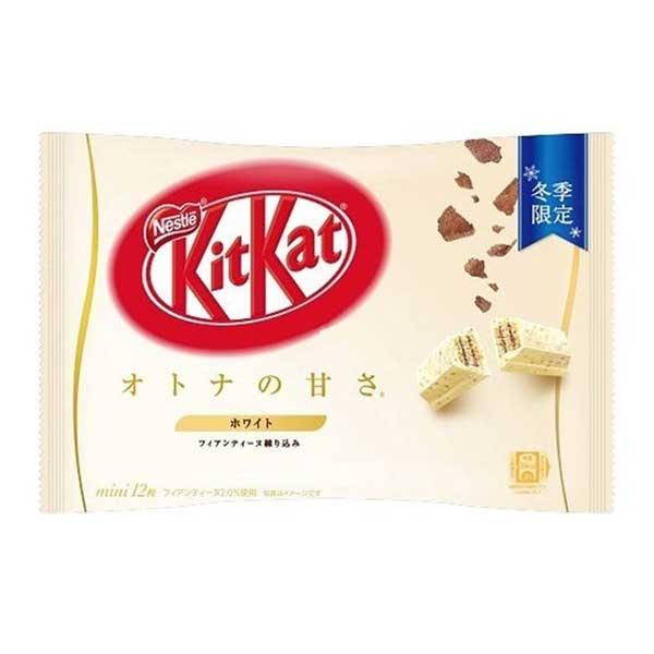 Kit Kat - Winter White   Oishi Market