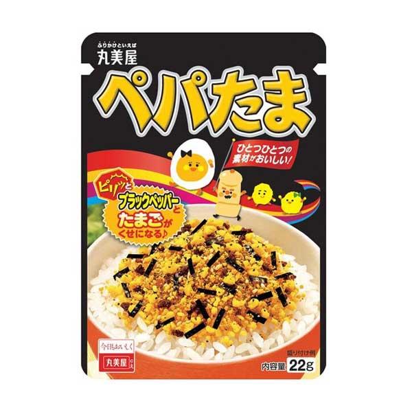 Furikake Poivre & Oeuf | Oishi Market
