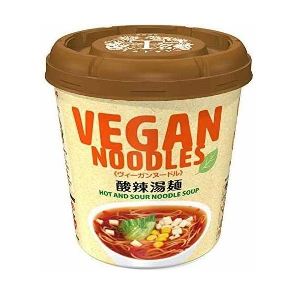 Vegan Noodle - Hot and Sour | Oishi Market