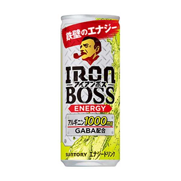 Iron Boss Energy   Oishi Market