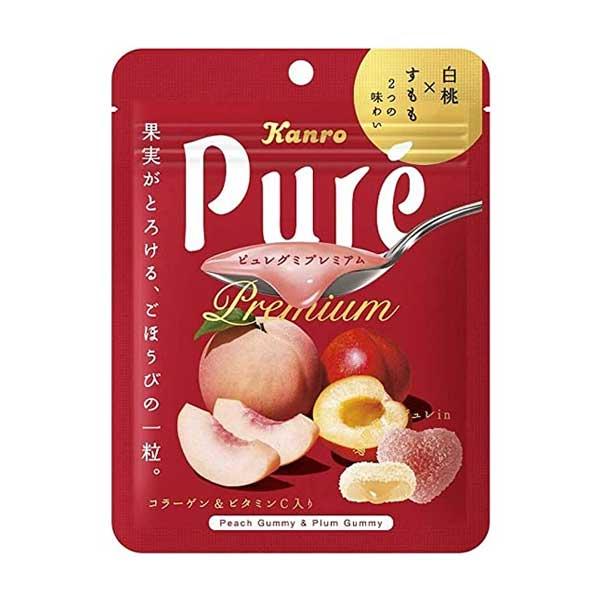 Puré Premium - Pêche et Cerise | Oishi Market