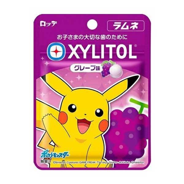 XYLITOL Pikachu - Raisin | Oishi Market