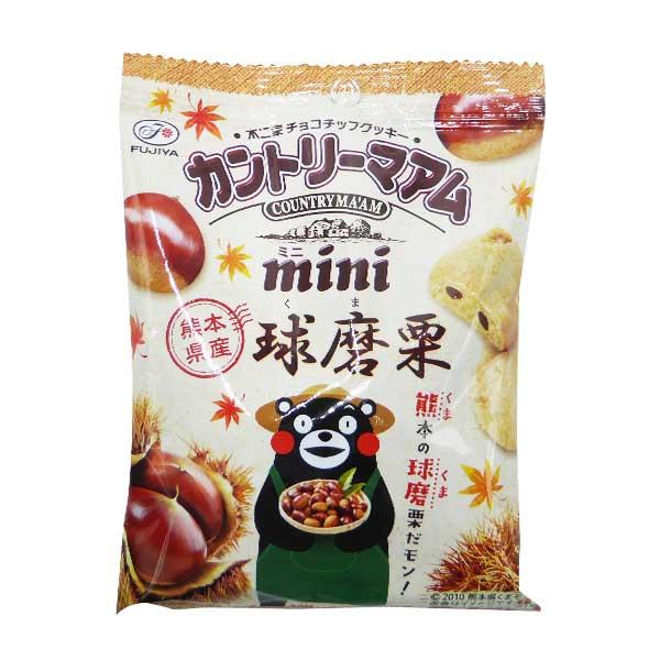 Country Maam Mini - Châtaigne | Oishi Market