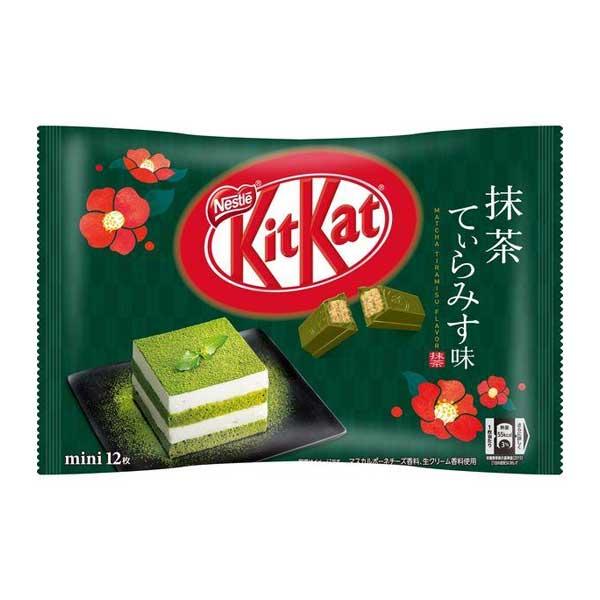Kit Kat - Tiramisu Matcha   Oishi Market