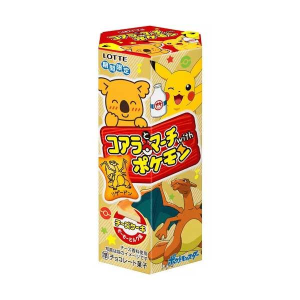 Koala no Machi & Pokemon - Cheese Cake | Oishi Market