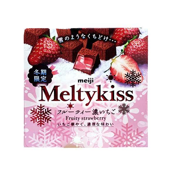 Meltykiss - Fraise   Oishi Market