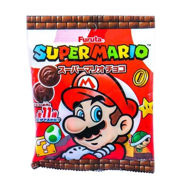 Chocolat - Super Mario   Oishi Market