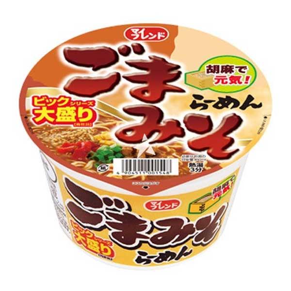 Big Goma Miso Cup Ramen | Oishi Market