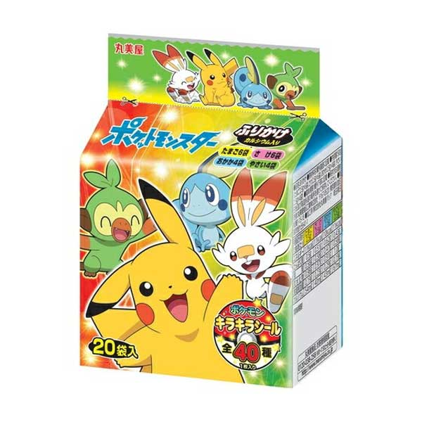 Furikake Pokemon Assortiment   Oishi Market