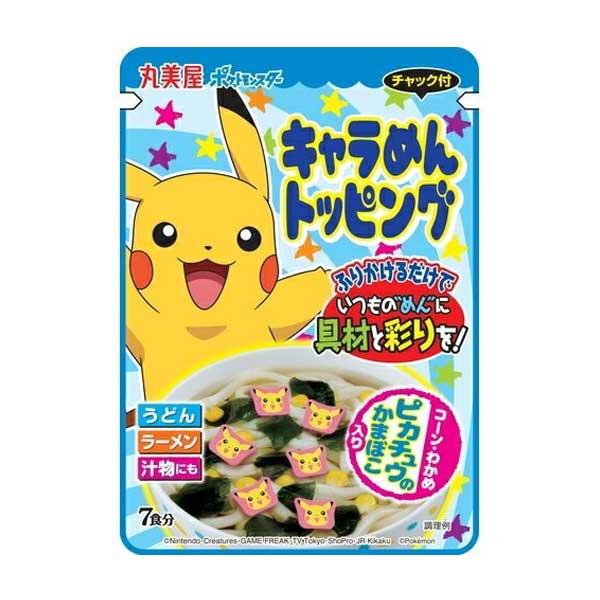 Pokemon Noodle Topping | Oishi Market