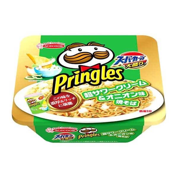 Pringles Yakisoba - Sour Cream & Oignon | Oishi Market
