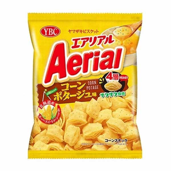 Aerial - Soupe de Maïs | Oishi Market