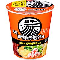 Cup Ramen - Miso & Lobster   Oishi Market