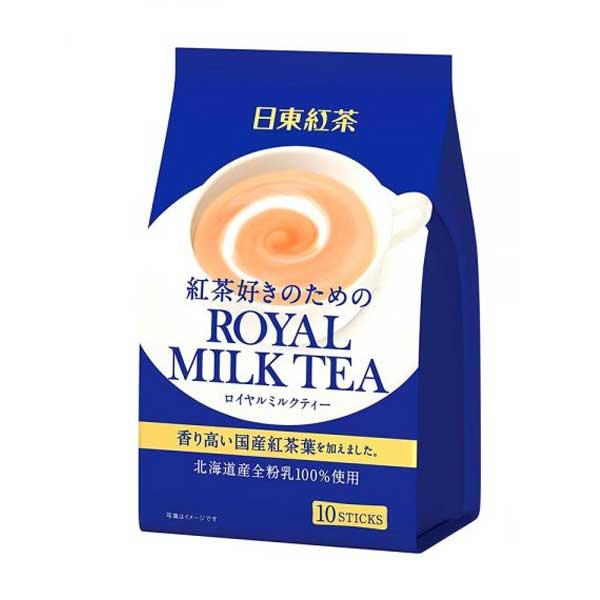 Royal Milk Tea - 10 sticks | Oishi Market